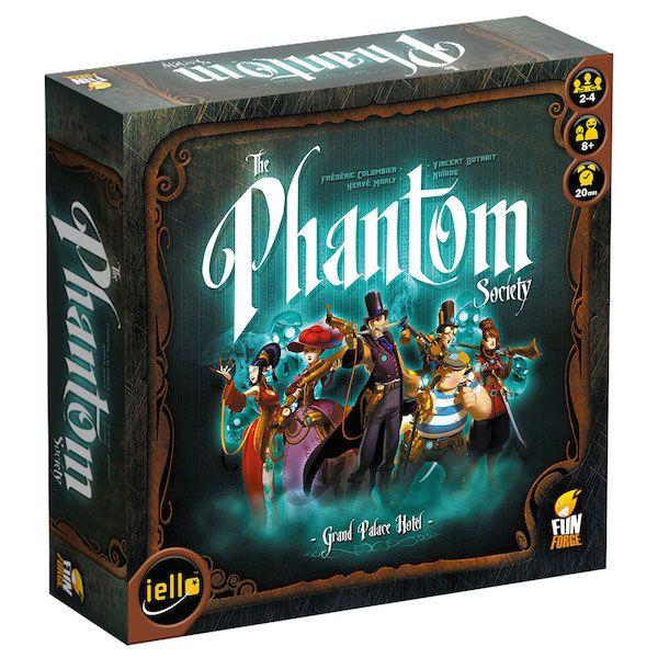 the phantom society in
