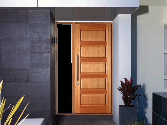 Corinthian Door WIN5 Meranti Preferred door with Invisi-guard screen & Corinthian Door WIN5 Meranti Preferred door with Invisi-guard screen ...