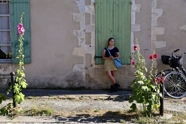 MsMarmiteLover: Travel and food: Spaghetti Vongole on the Ile de Ré