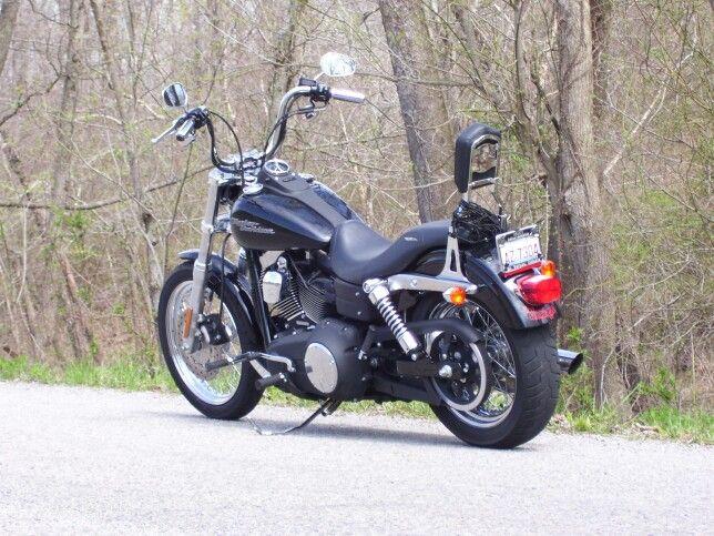 2007 Harley-Davidson - Street Bob FXDB (5)