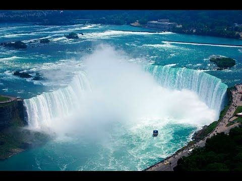 Top 5 Scariest Waterfalls In The World Visiting Niagara Falls Niagara Falls Canada Niagara Falls