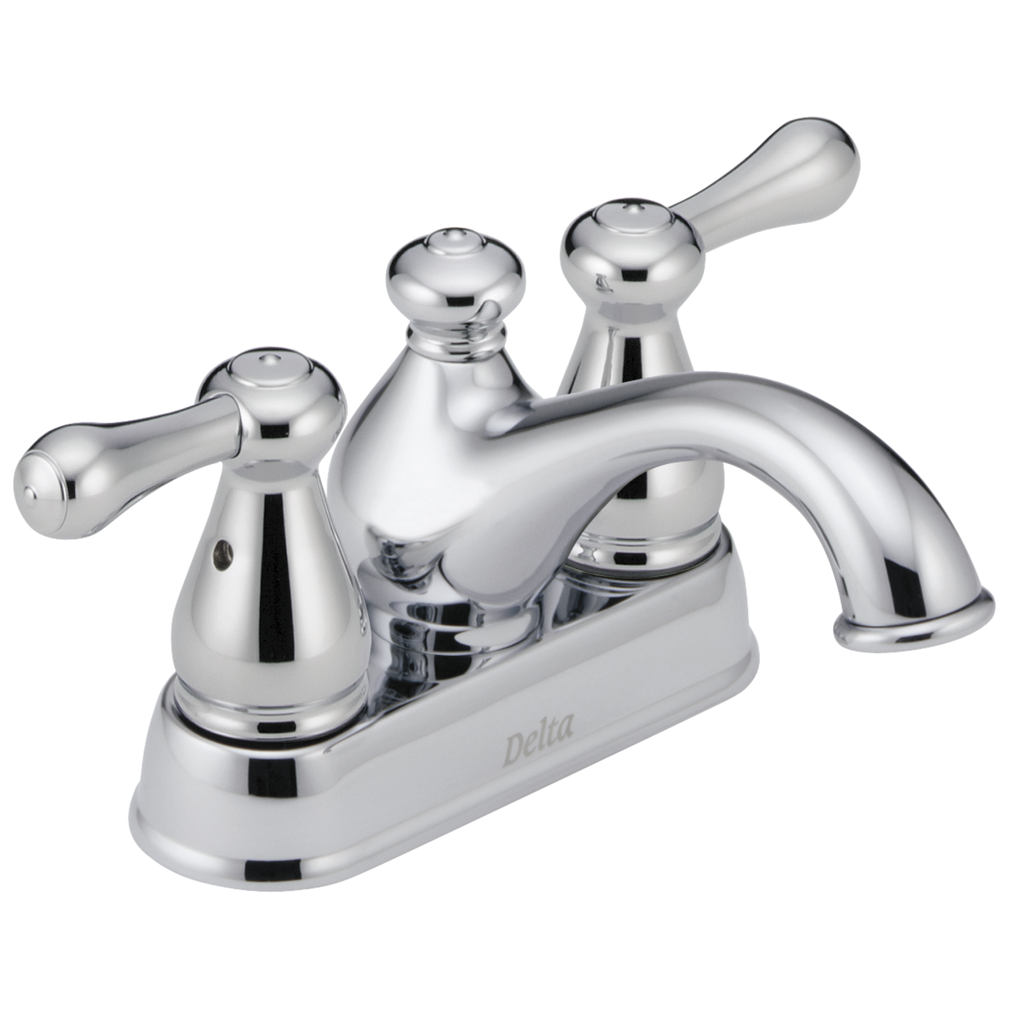 Delta Faucet Leland 2578lf 278 Two Handle Centerset Bathroom