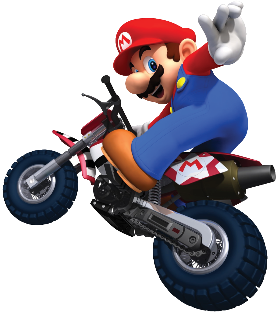 Wheel Bicycle Kart Bros Accessory Mario Wii Mario Kart Wii Mario Mario Wii
