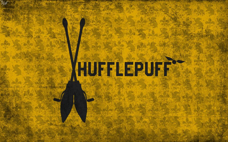 Quidditch Team Pride Wallpaper Hufflepuff by