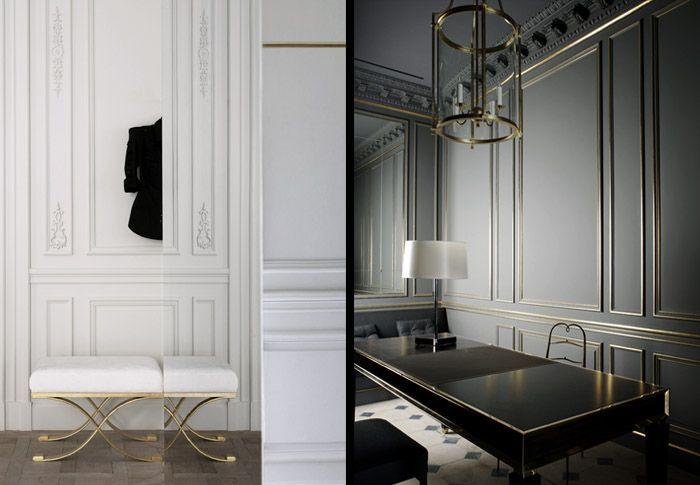 Balmain Showroom Interior Architecture Joseph Dirand Interior