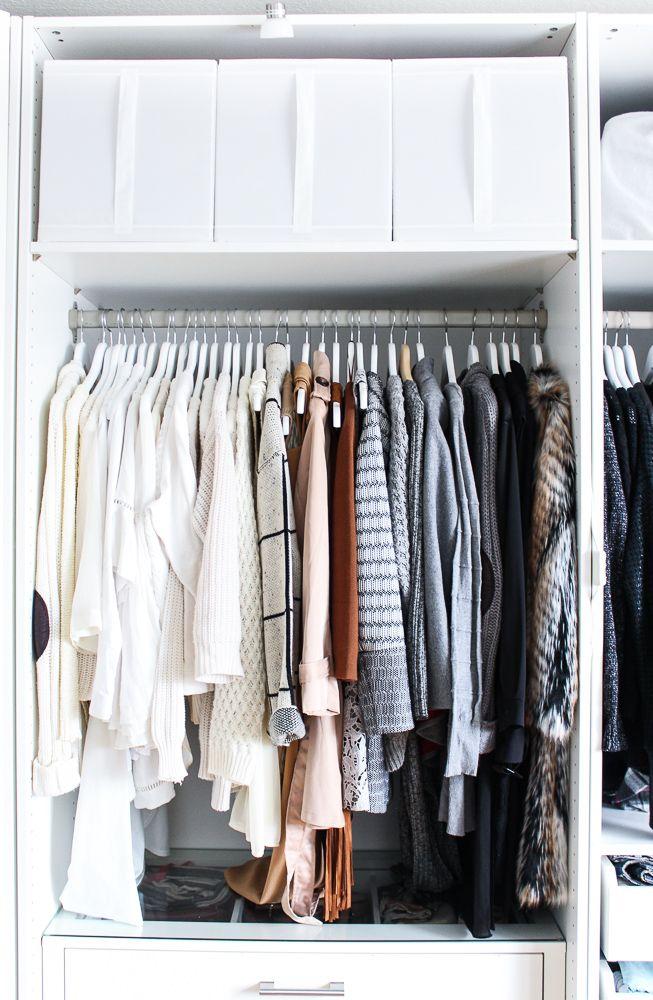 Ankleidezimmer ikea pax  Interior Einblicke in mein Ankleidezimmer | Wardrobes, Walking ...