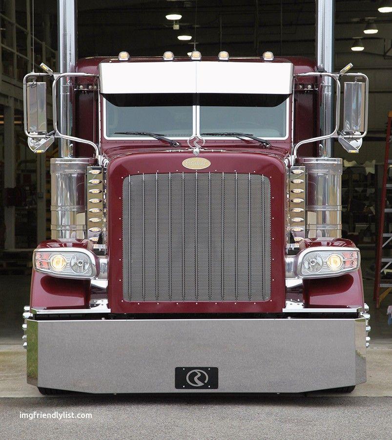Peterbilt Truck Accessories Peterbilt Gets Ready To Enter Electric