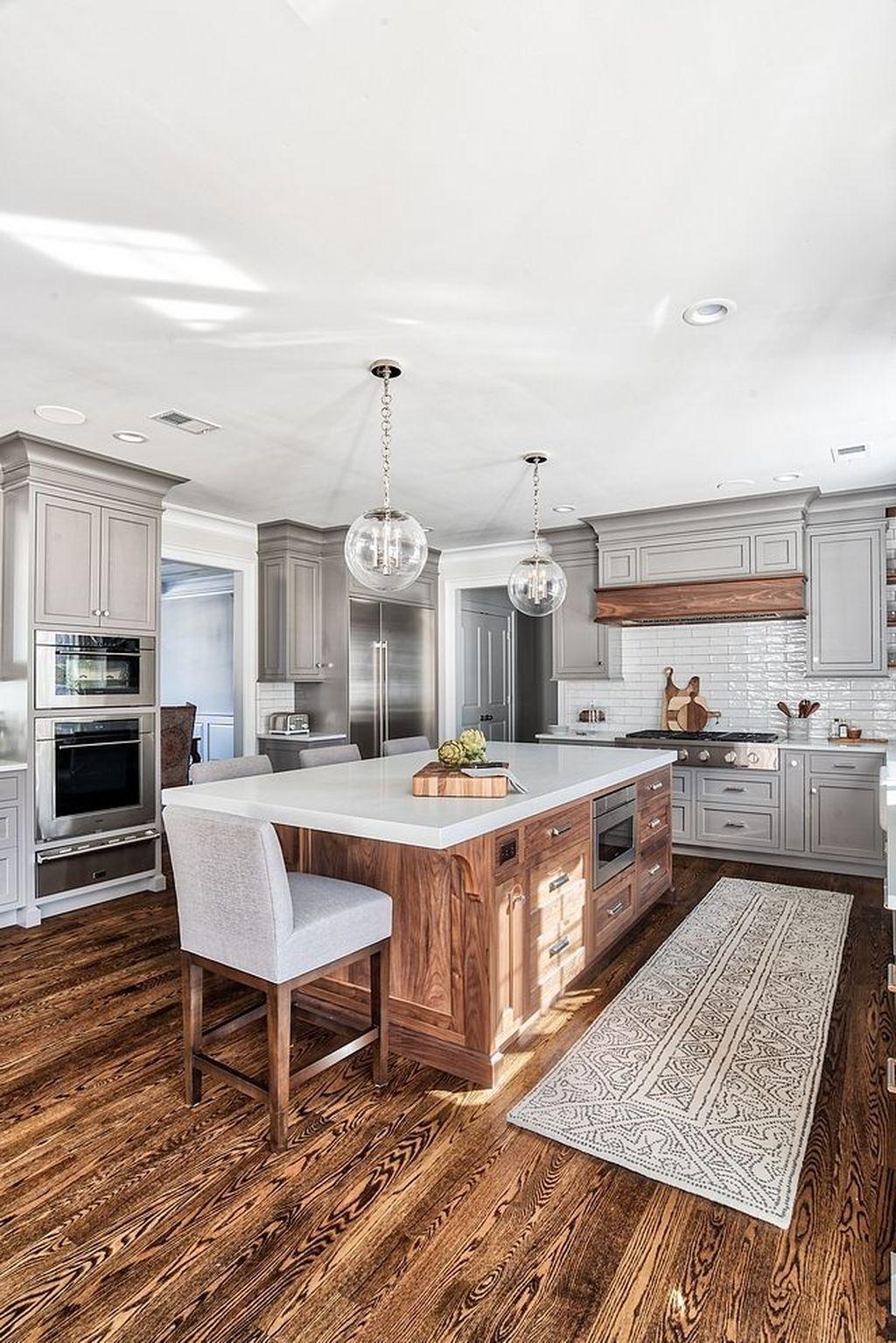 45 Rustic Log Cabin Homes Design Ideas Cuisines Maison