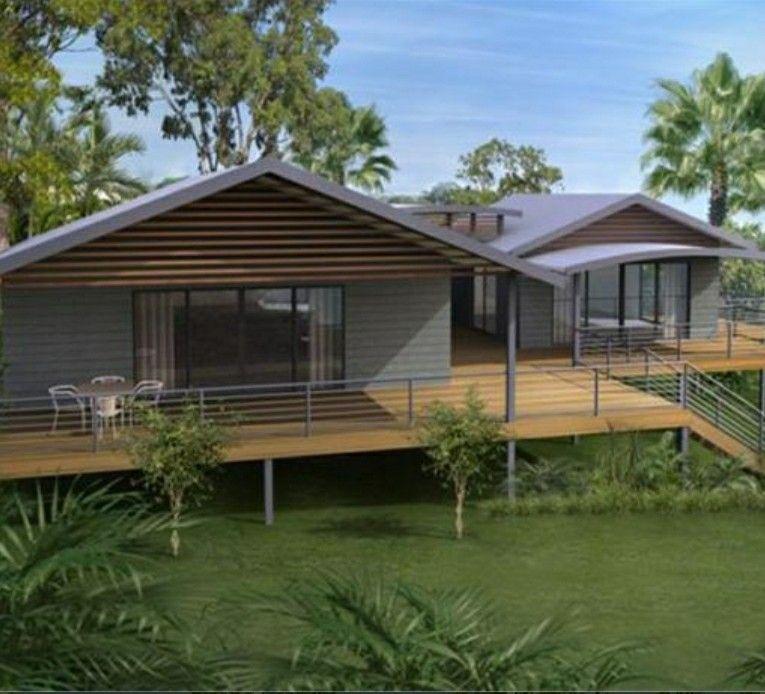 "Pergola Designs Qld: Valley Kit Homes, QLD Australia: ""Barnaby"" Design.....I"