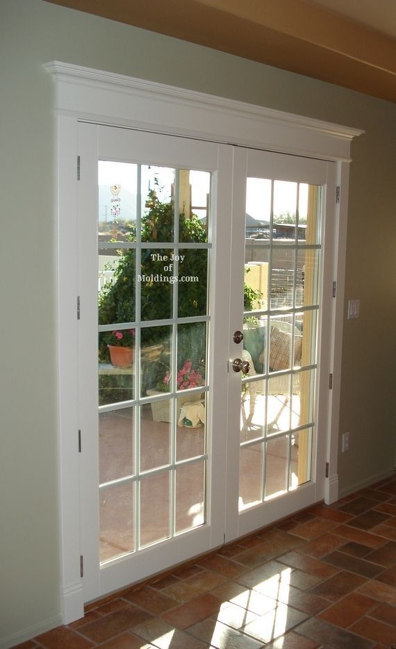 Image Result For Ideas Beautiful 3 Inch Molding Around Sliding Doors