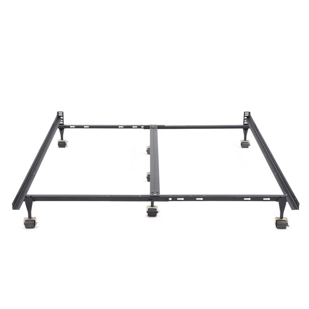 Hercules Queen Universal Heavy Duty Metal Bed Frame 127006 1100