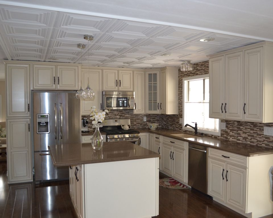 Manufactured Home Kitchen Remodel