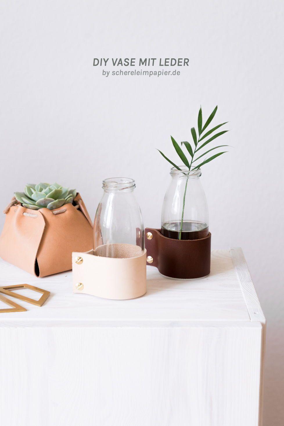 Easy Upcycling DIY- wie du eine Saftflasche weiterverwendest ...