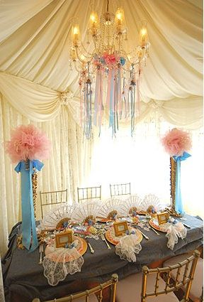 9b31a8160b1 The pink and blue make for a perfect Marie party! This will be my  inspiration for the party.