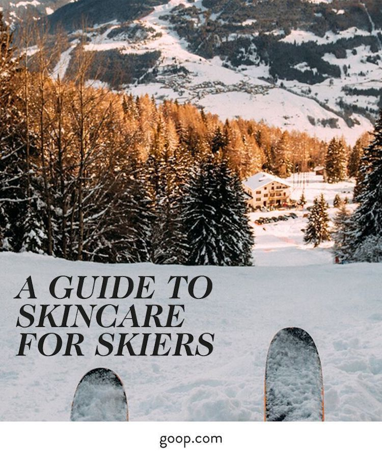 Photo of Godfrey's Guide: Skin Care for Skiers, Snowboarders, Rock Climbers, and Frequent Fliers   Goop