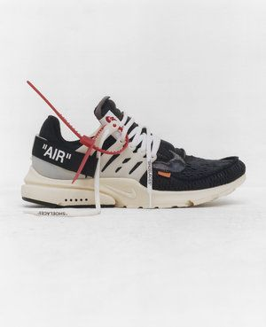 separation shoes 1332b c5b79 Air Presto Nike The Ten Off White Virgil Abloh