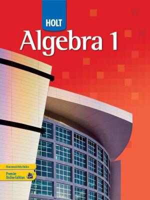 Mathematics Textbook Covers | Design: Math