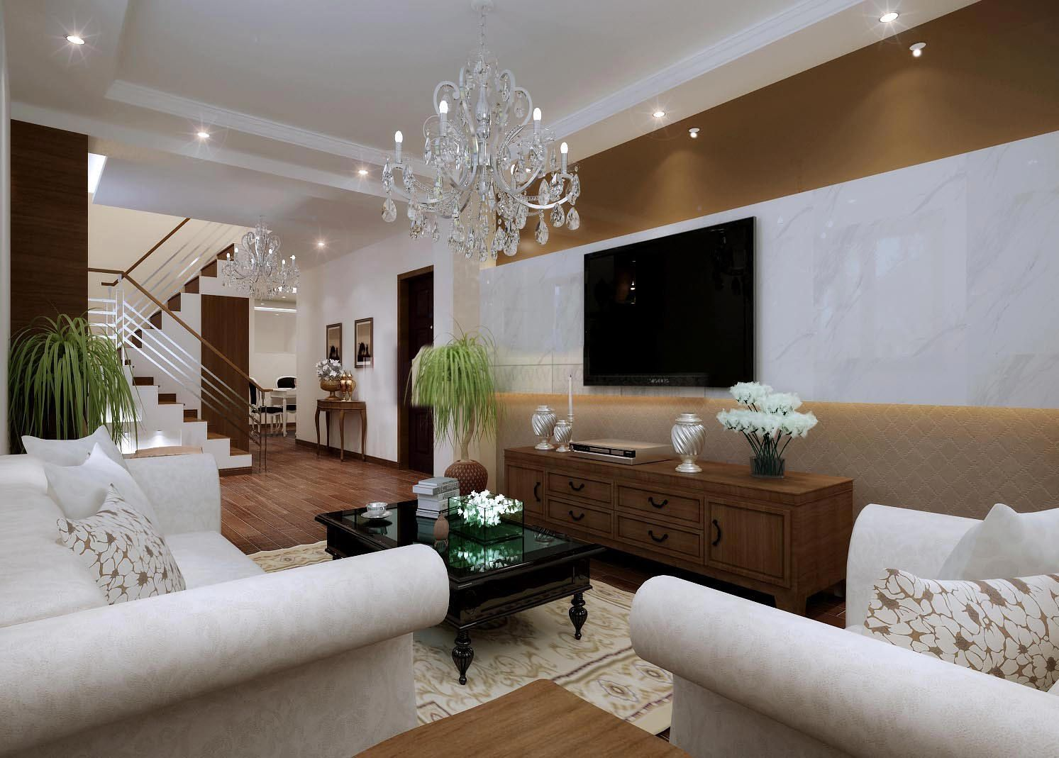 Living Room Models | Home living room 655 3D model | Ideas for the ...