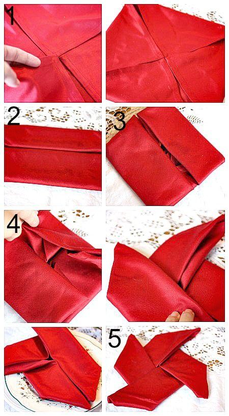 Pinwheel Napkin Fold Tablescape Ideas Diy Napkin Folding Christmas Napkin Folding Cloth Napkin Folding
