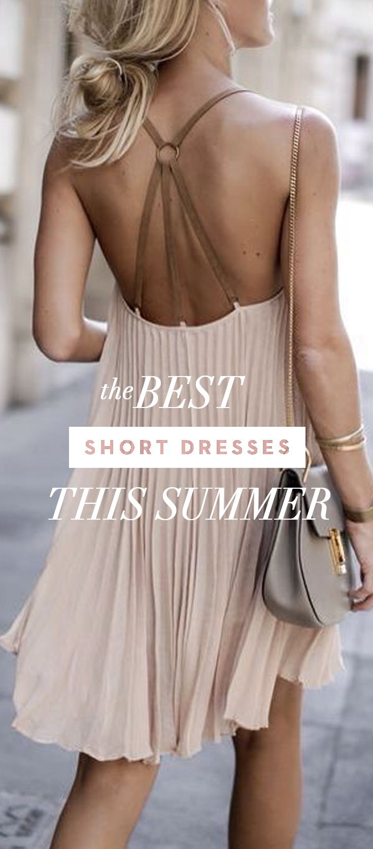 The best short dresses this summer dress pinterest shorts