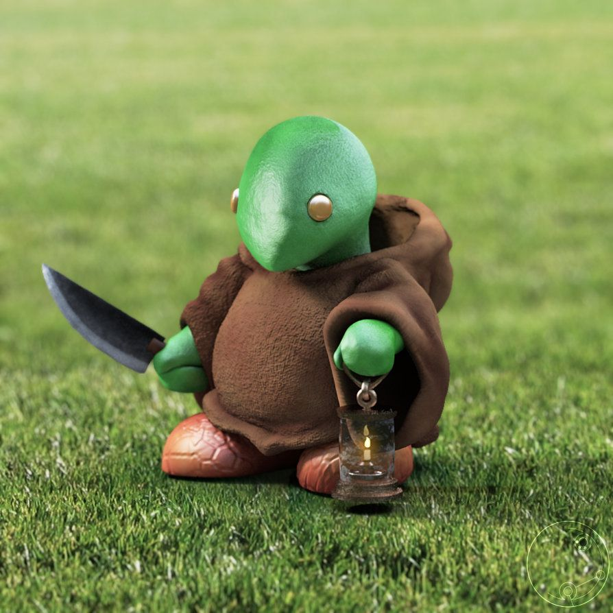 Tonberry Final Fantasy By Guile93 On Deviantart Final Fantasy Fantasy Deviantart