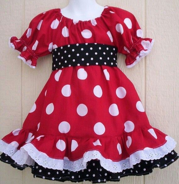 54 Mejores Imágenes De Diseños Vestidos Minnie Vestidos