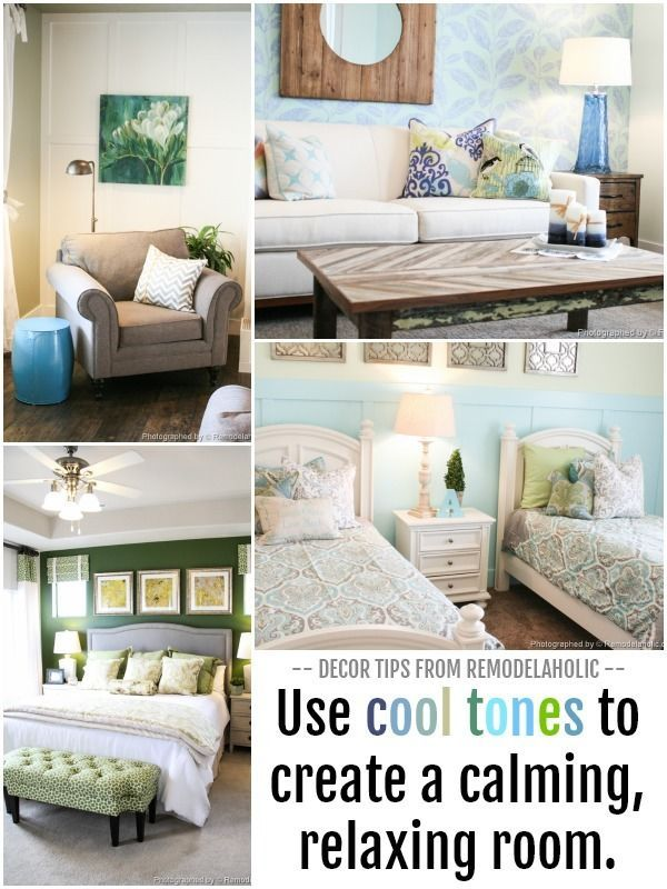 Choosing and Using Accent Colors in Your Home   Warm ...