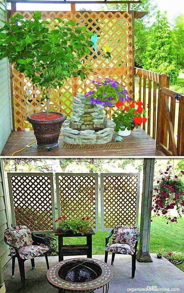 24 Low Cost Ways To Power Up Your Homes Curb Appeal: DIY- Planting Ideas That Can Make Your Home A Heaven
