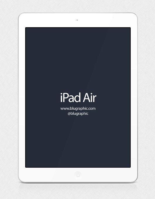 New Tablet Air Mockup (Psd) | Pinterest
