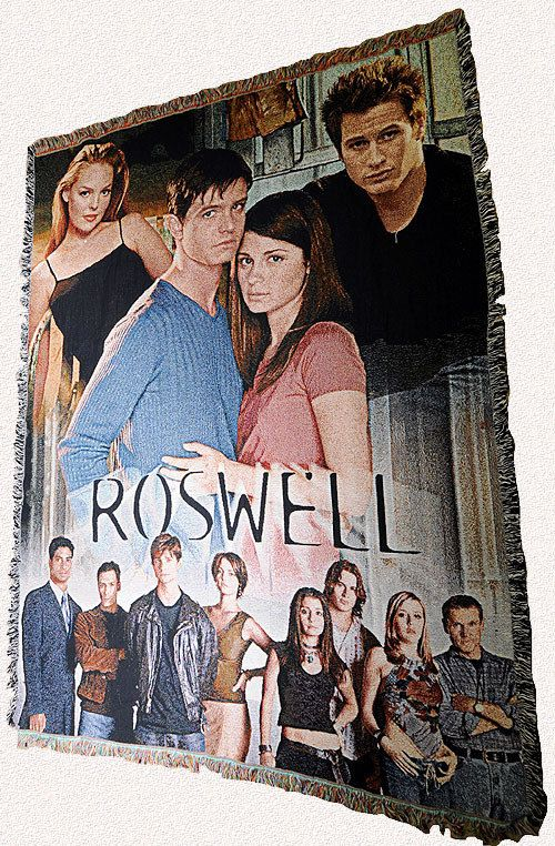 Roswell Inspired Cast Blanket By Tvmerch On Etsy Infinite List Of