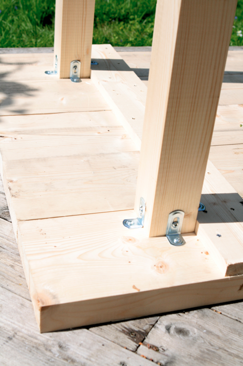 Studio Karin Att Bygga Mitt Plankbord Tradgard Mobler Door