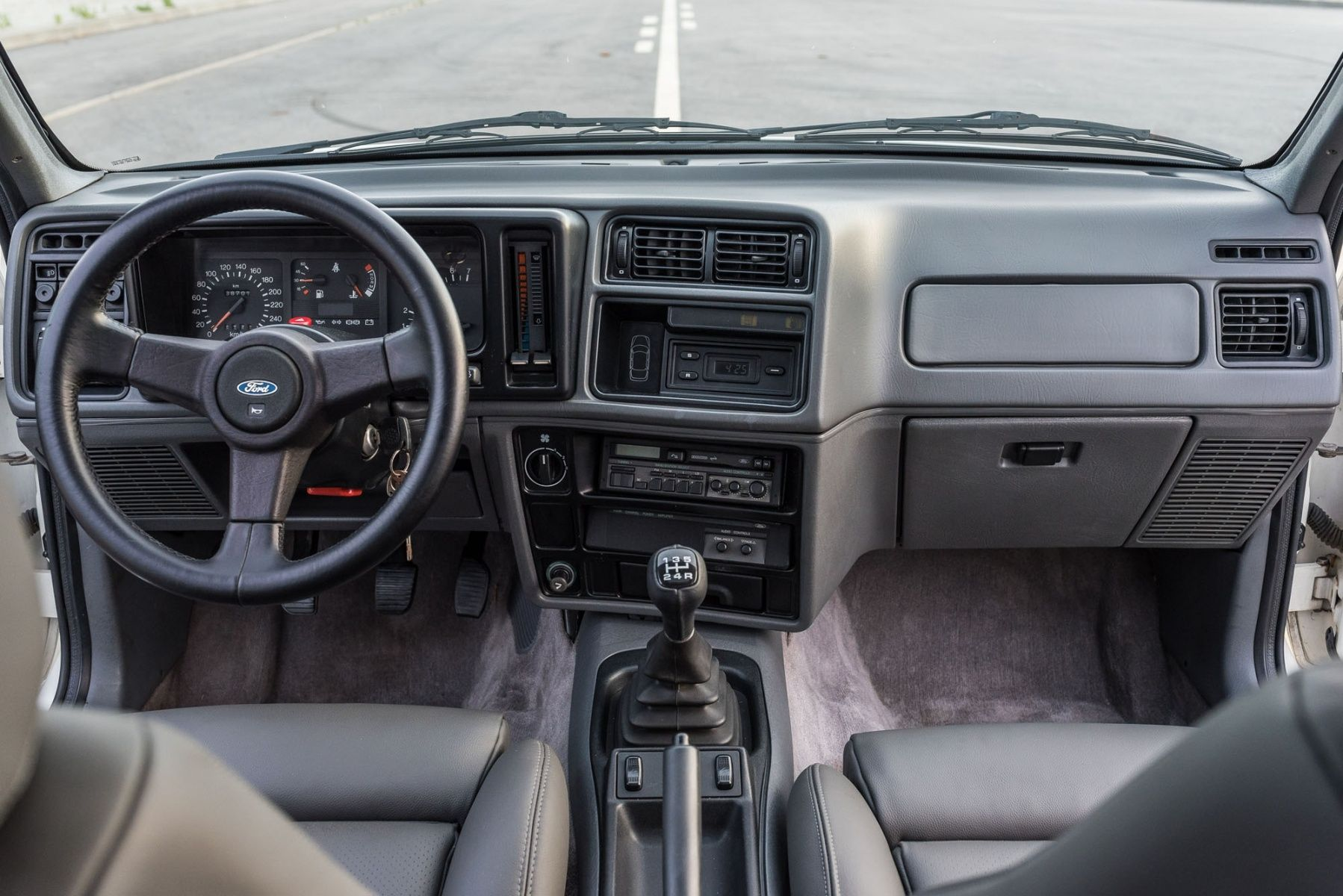 1988 Ford Sierra Cosworth 38 000kms Classic Driver Market