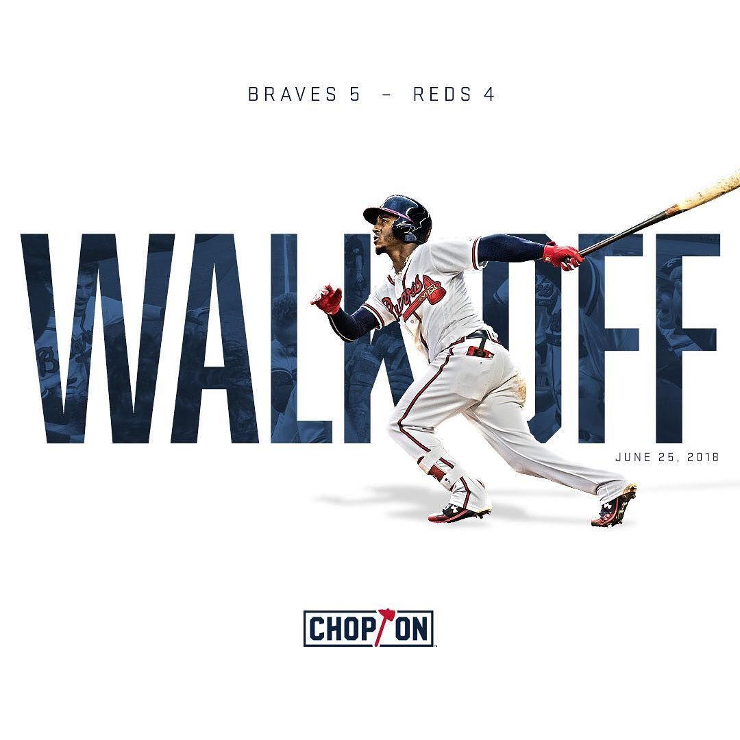 Atlanta Braves 2018 Nl East Champs Atlanta Braves Atlanta Baseball Braves