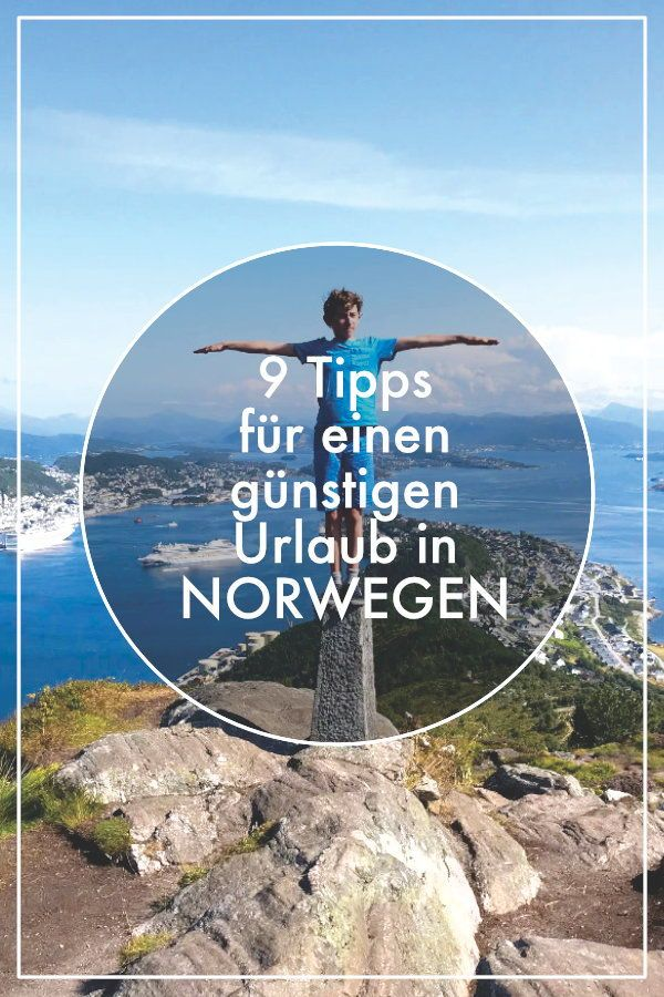 Photo of Norway for bargain hunters – Tips for a cheap holiday in Norway – Travel blog – Reisen und Leb