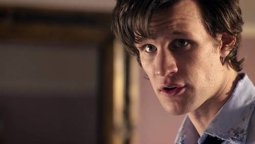 The Doctor: I'm the Doctor, I'm worse than everyone's Aunt.