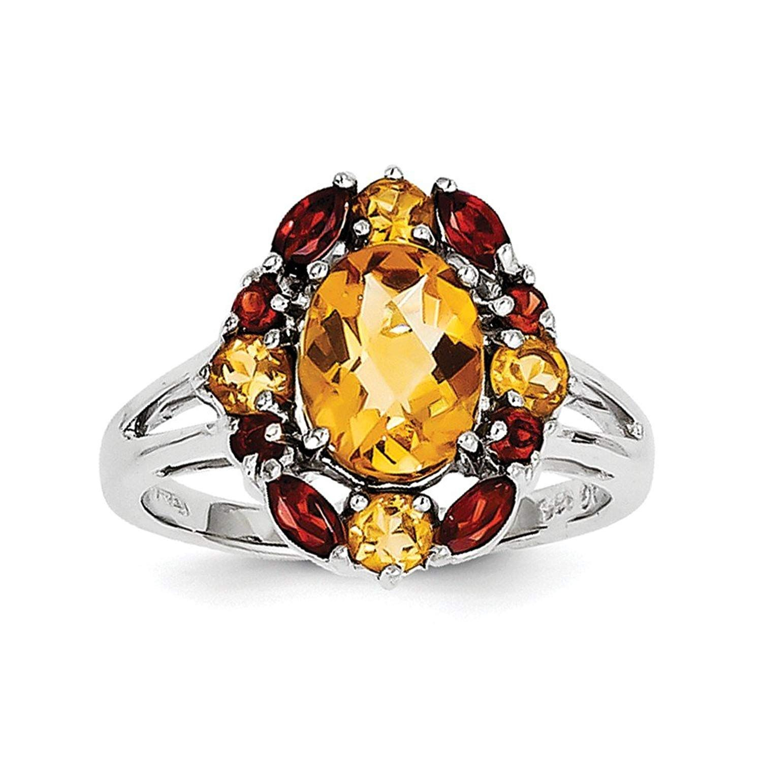 Sapphire or Emerald Lion Head Ring Set in 14K Yellow Gold Plated Silver RYLOS Amazing Conversation Starter Set with Genuine Diamond /& Gorgeous Precious Ruby