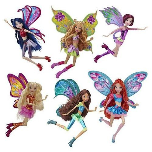Winx Club Believix Deluxe Fashion Doll Case
