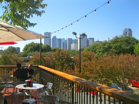 Dallas Seven Best Rooftops To Soak In The Amazing Weather