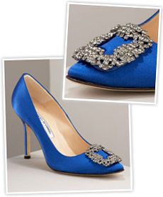 Blahnik shoes from sex and the city movie