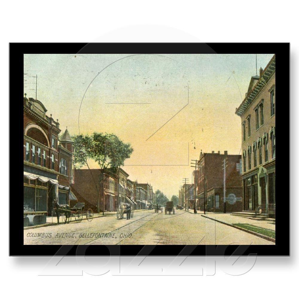 1910 Columbus Avenue, Bellefontaine, Ohio $1.95