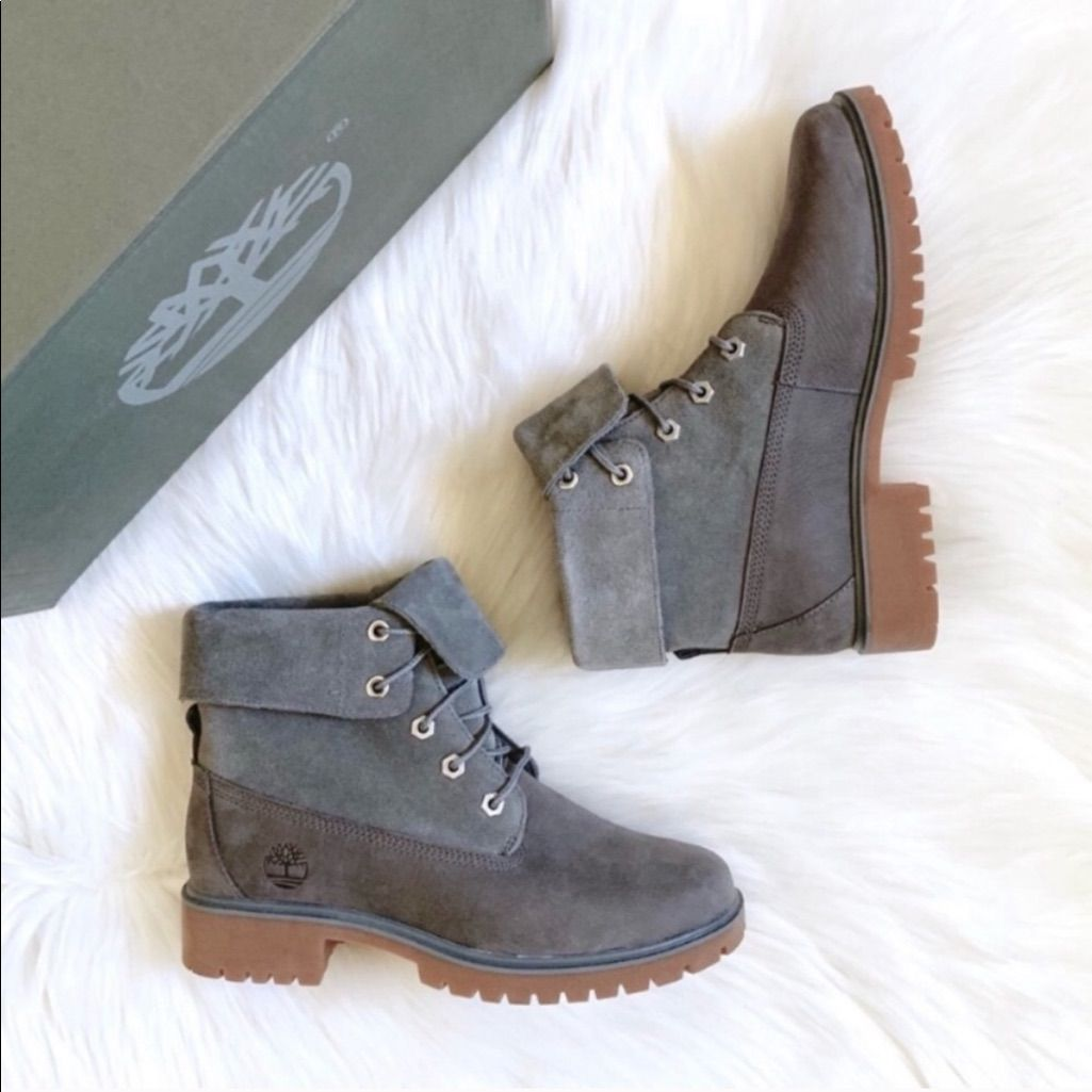Timberland Shoes | Timberlands Bethany Grey Boot | Color