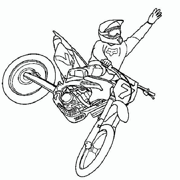 La Vida En Una Motocicleta Dibujos Motos Para Imprimir Moto Para Pintar Moto Para Colorear Bicicleta Dibujo