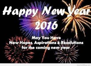 happy new year 2016 countdown