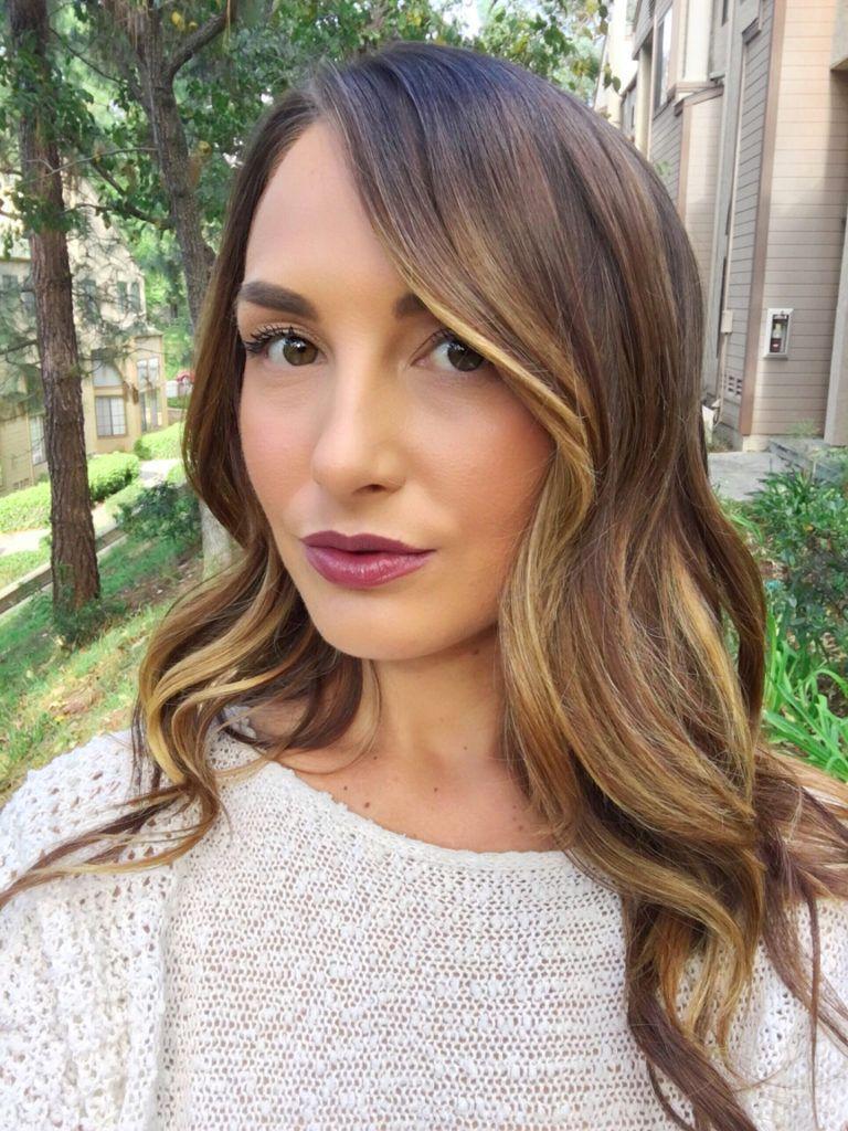 Hush + Dotti Organic Lipstick in Posy