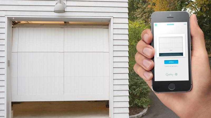 Ascend makes your existing garage door opener smart