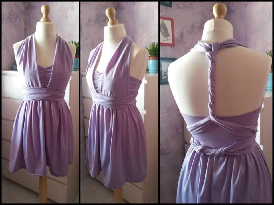 Infinity dress V2