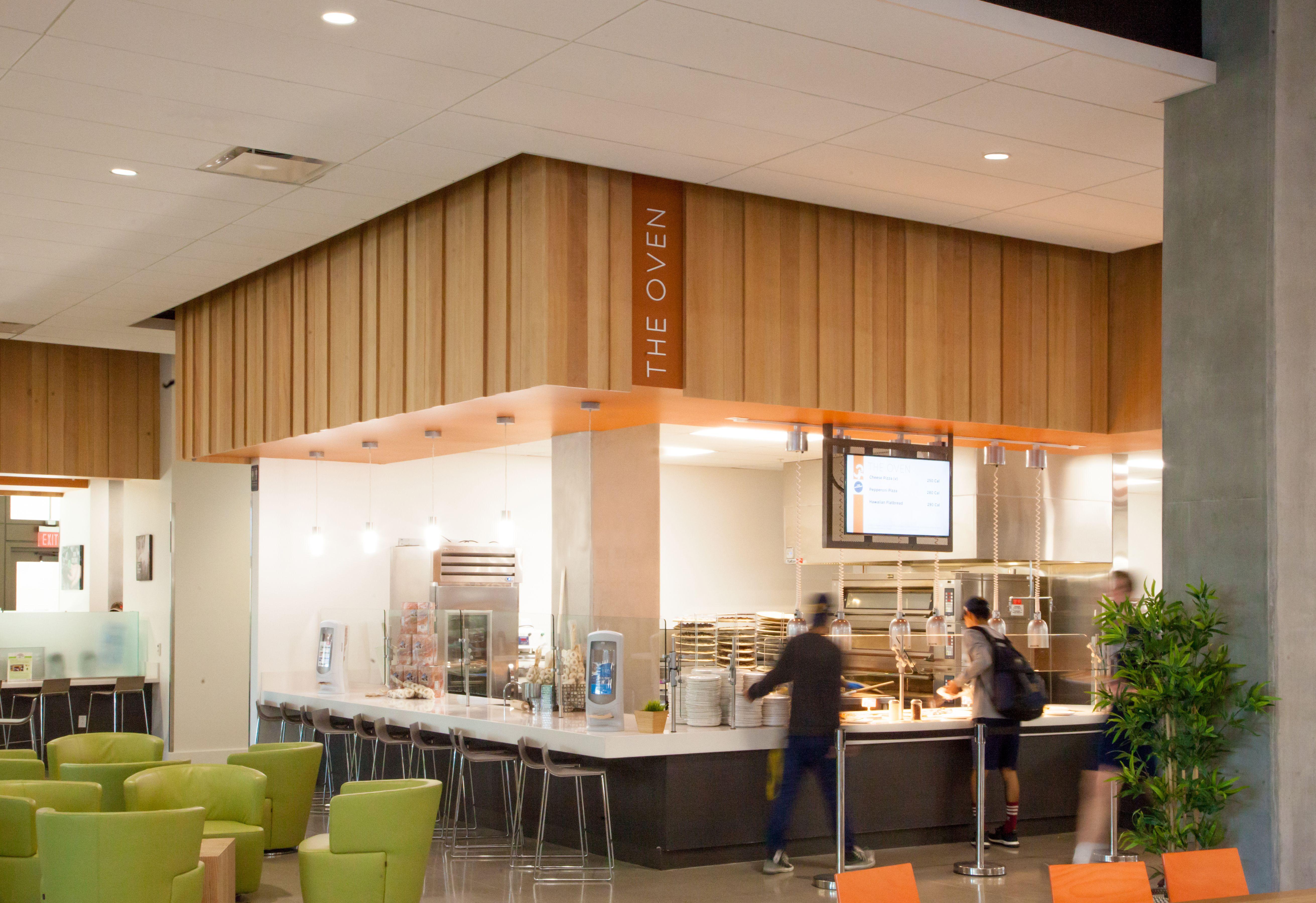 Dining Hall Interior Design For Uc Irvine In Irvine California Hall Interior Design Hall Interior Interior Architecture Design
