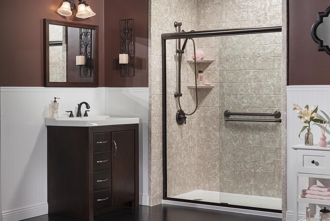 Reborn Bathroom Acrylic Shower Walls   Bathroom solutions