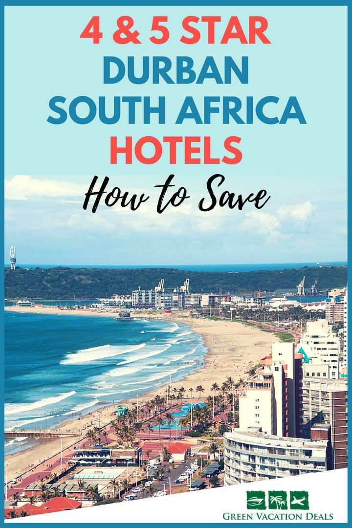 Save On 4 5 Star Durban South Africa Hotels Theme Parks