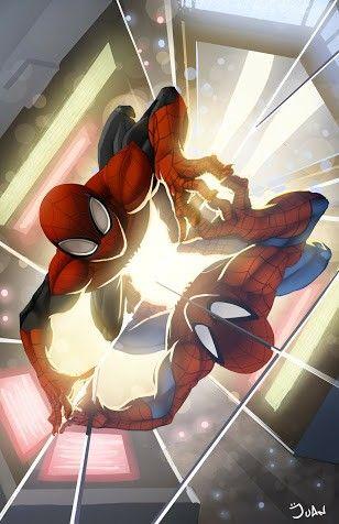 The superior spiderman otto octavius and the amazing spiderman peter parker phantom  Fan art deviantart